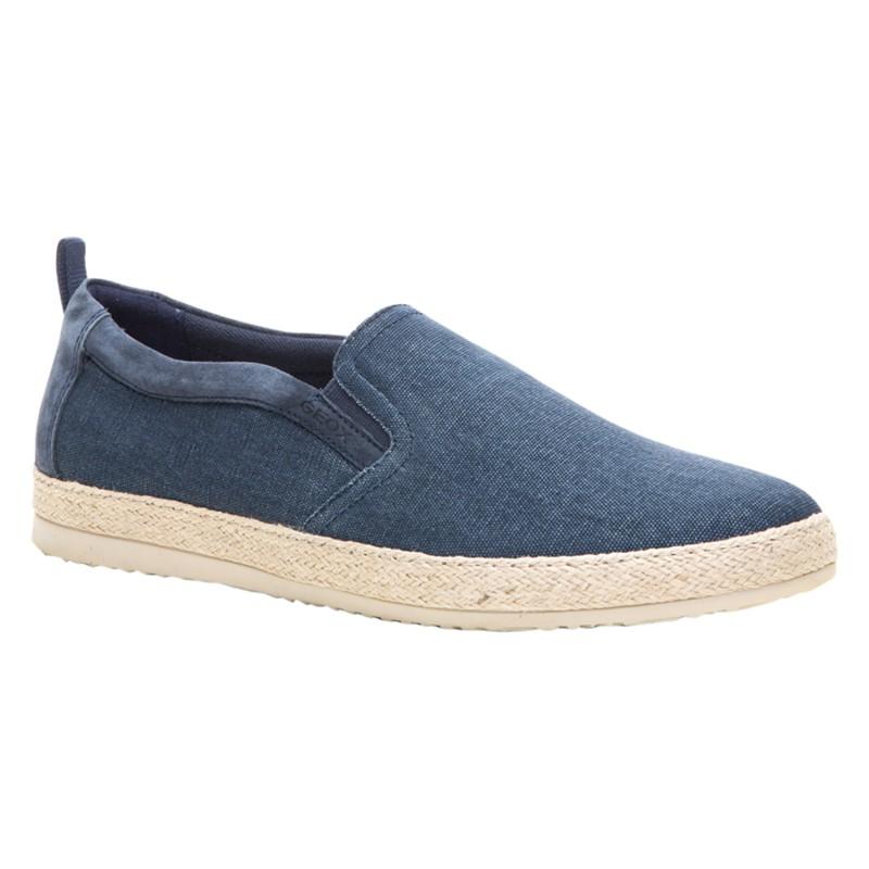 Copacabana loafers - Blue Geox pmumV1USN