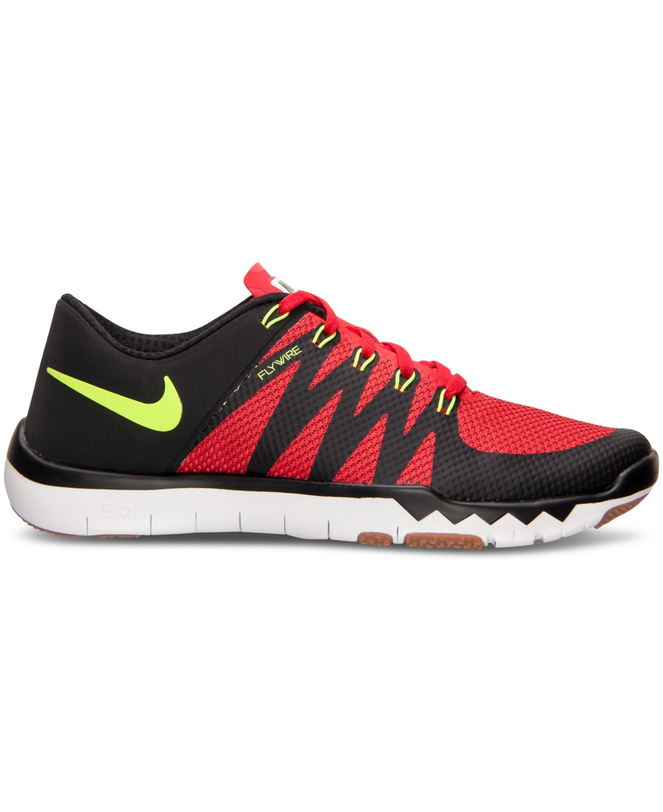 Lyst - Nike Men s Free Trainer 5.0 V6 Training Sneakers From Finish ... 62a6e65ca3