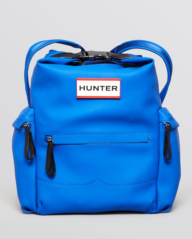Hunter Logo Backpack