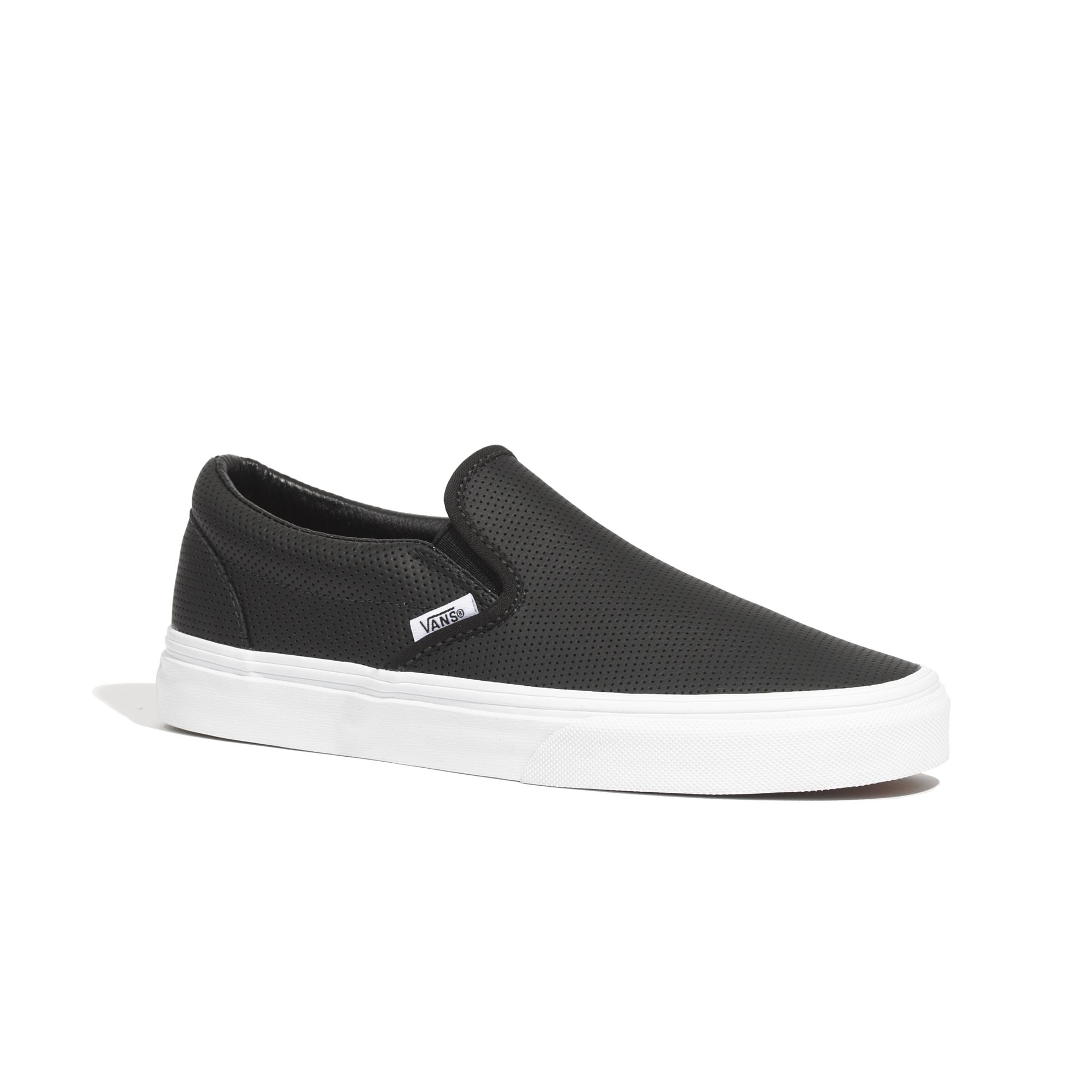 These slip-ons are a major exception. Perhaps if I had a very narrow foot and excellent balance these would have worked. The heel is a comfortable height but too narrow/5.