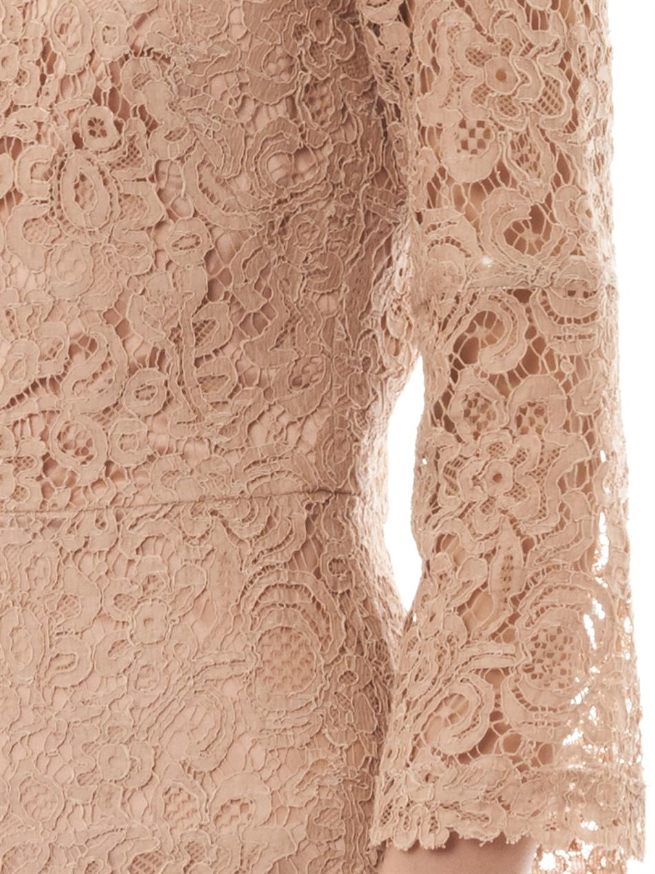 Goat Pandora Lace Dress In Natural Lyst