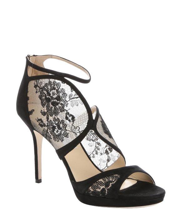 Jimmy Choo Lace Shoe Ebay