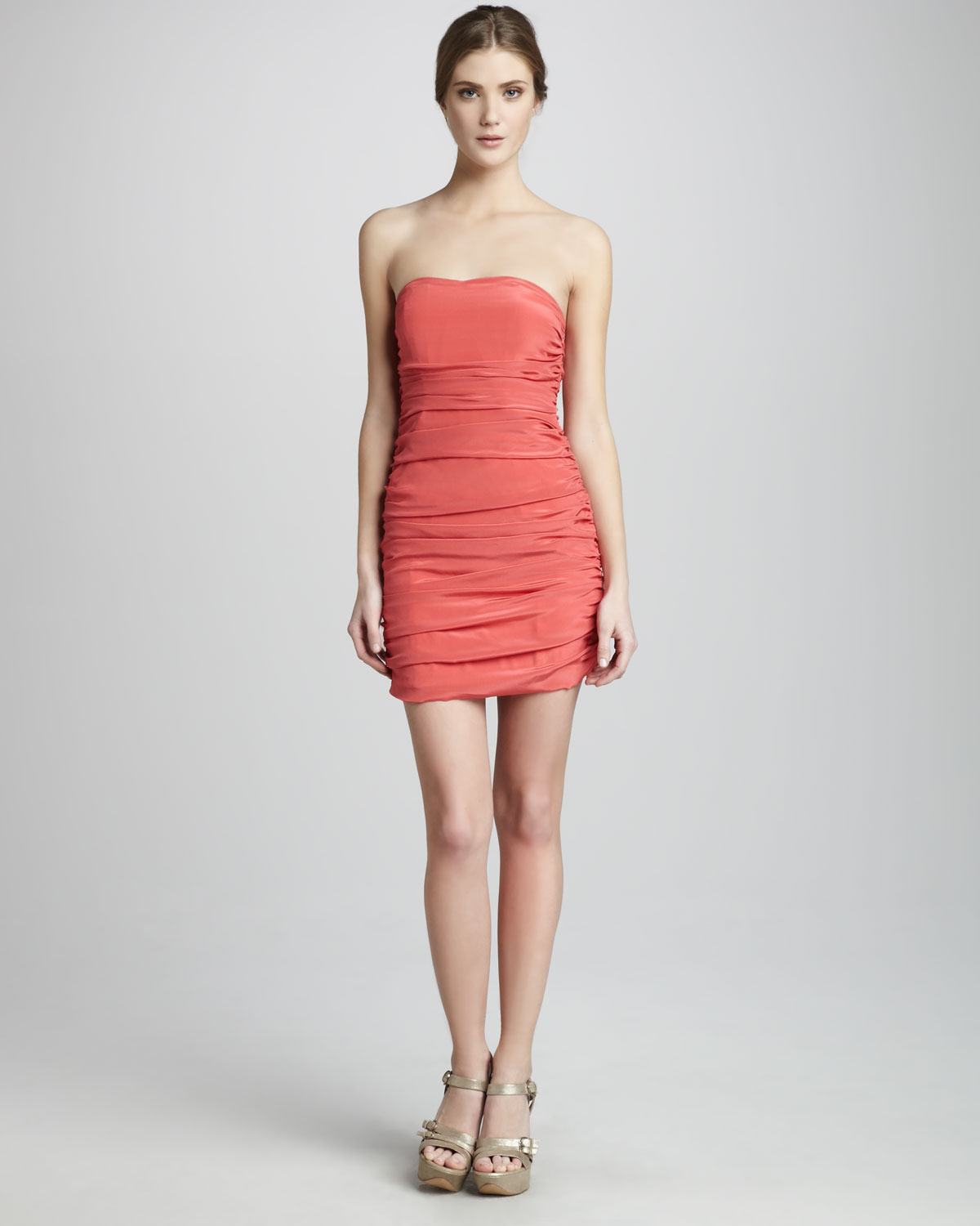 Fitted Cocktail Dress