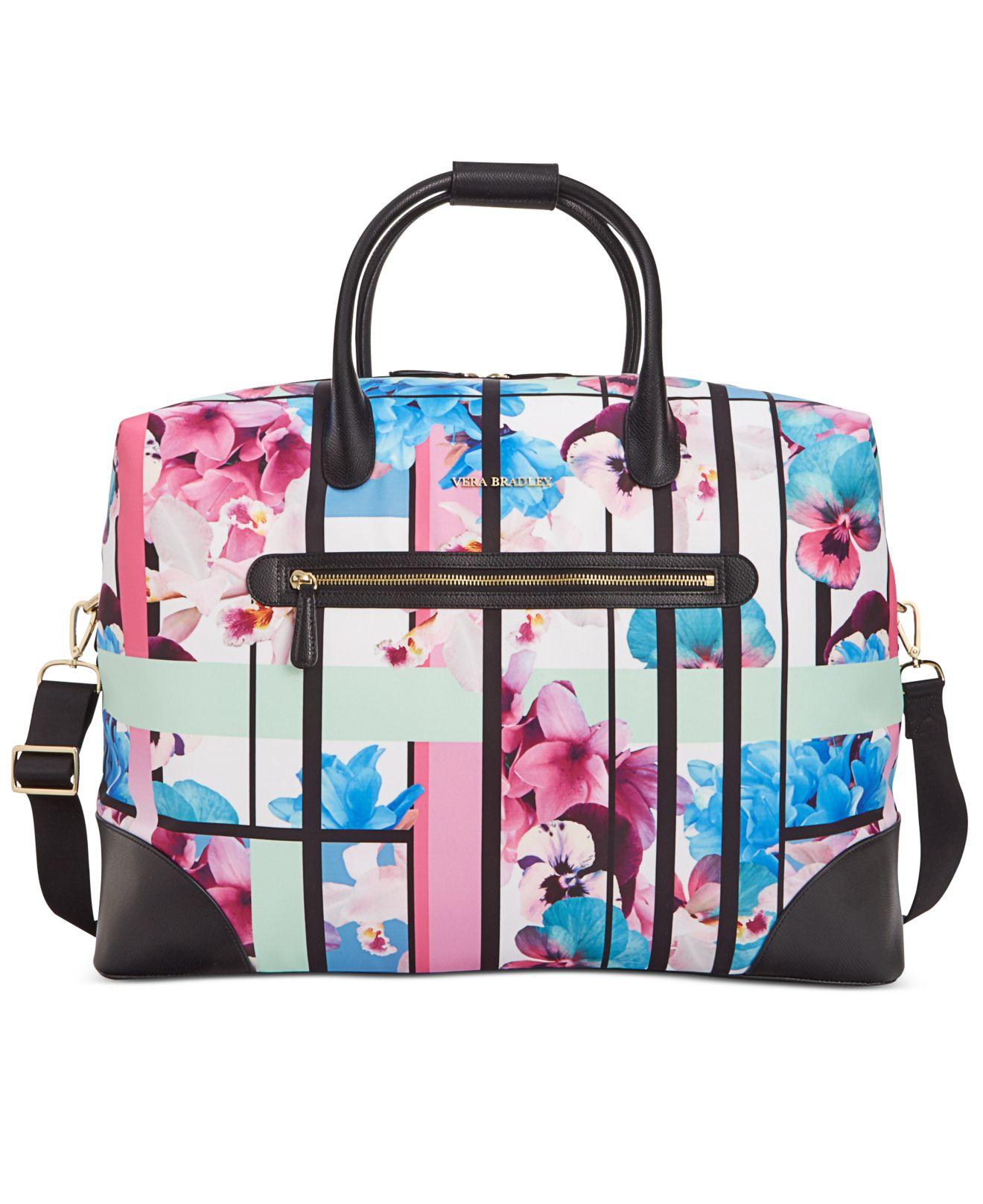 Vera Bradley Travel Duffel In Multicolor (Floral) - Save 25%   Lyst