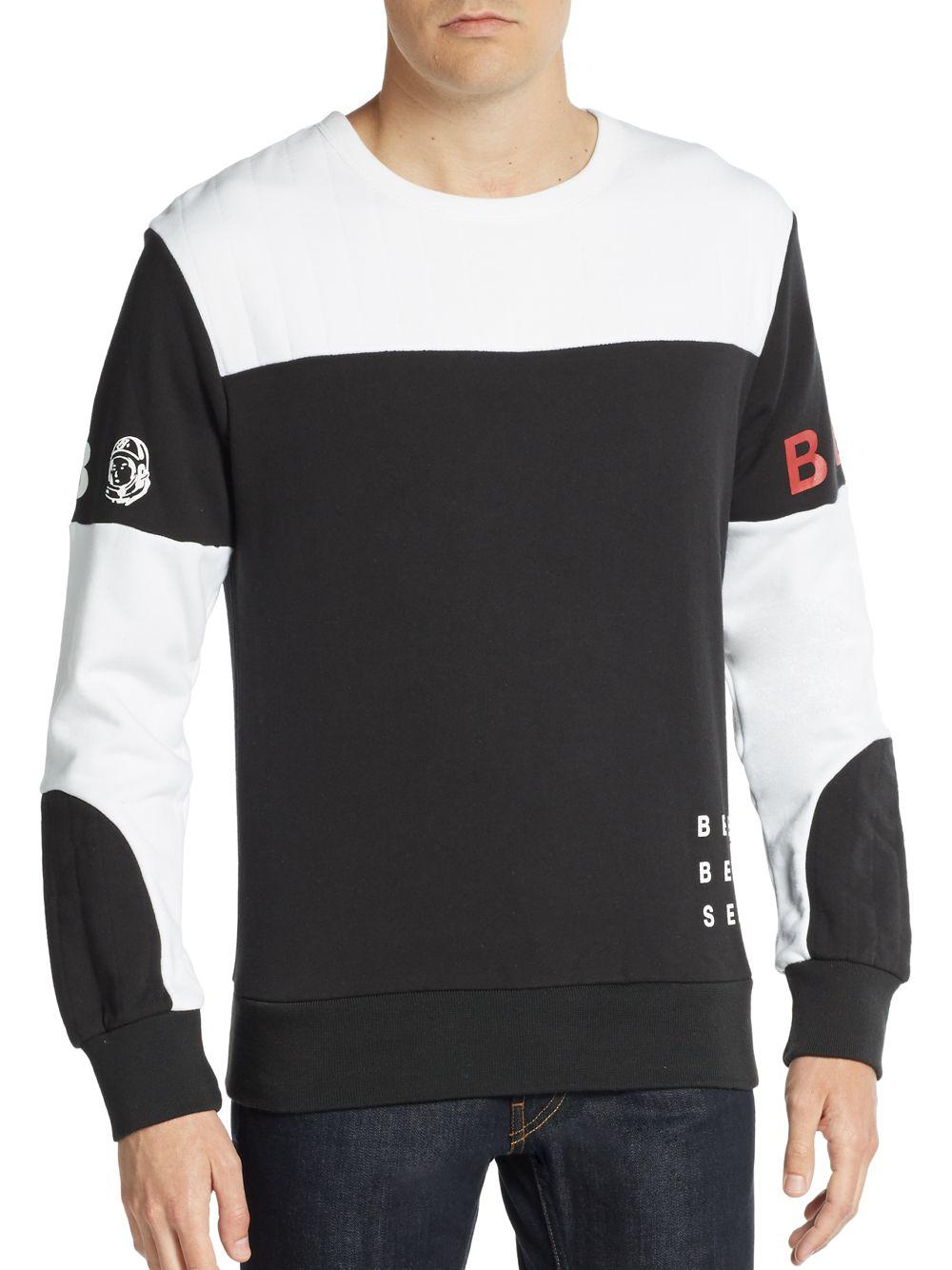 Lyst Bbcicecream Wealth Crewneck Sweatshirt In Black For Men