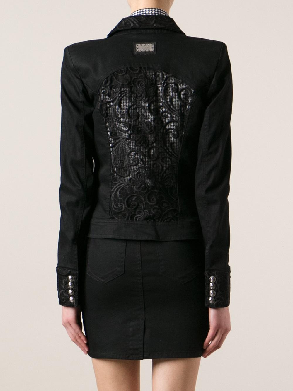 Black Anorak Jacket Women S