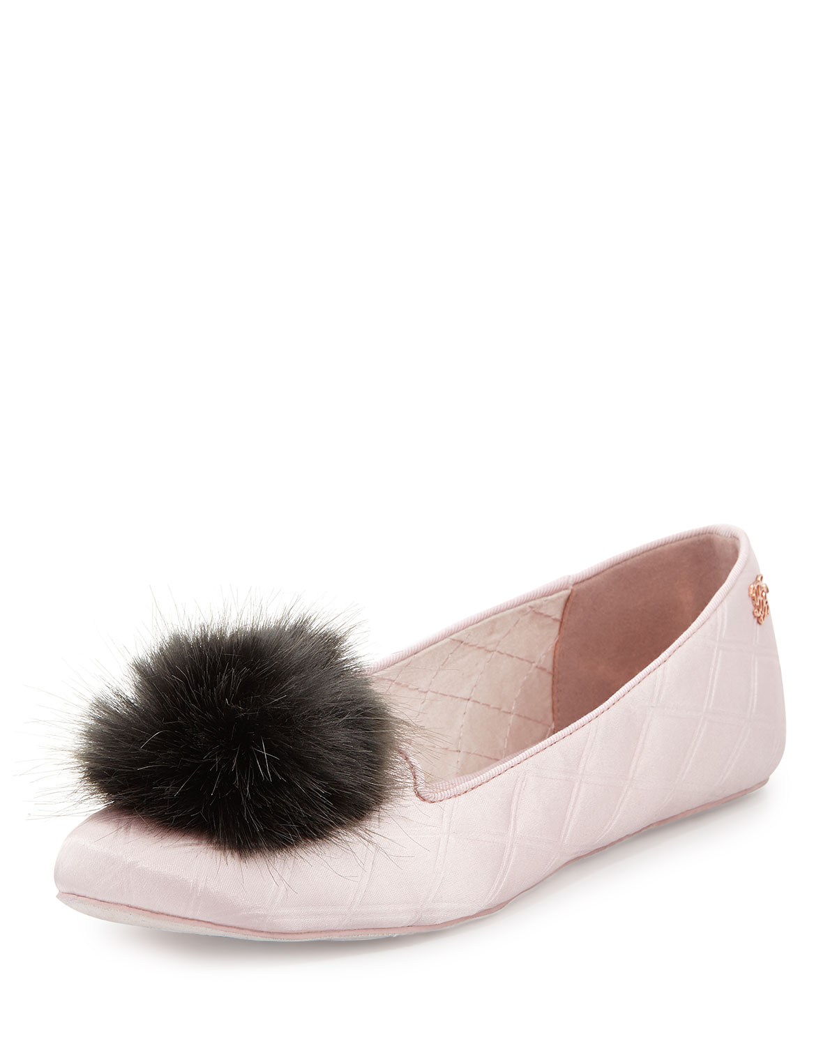 2fa97c4ad2b13c Gallery. Previously sold at  Neiman Marcus · Women s Pom Pom Shoes