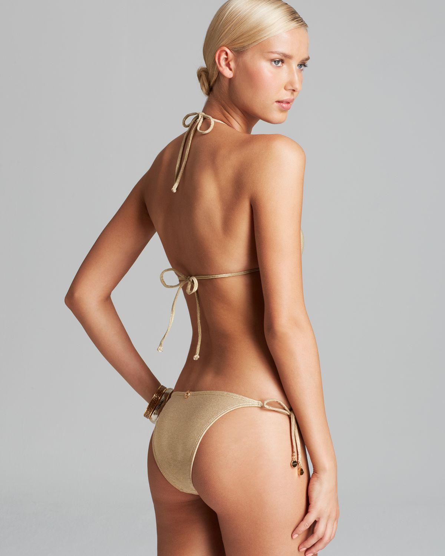 from Ayden string bikini of the day