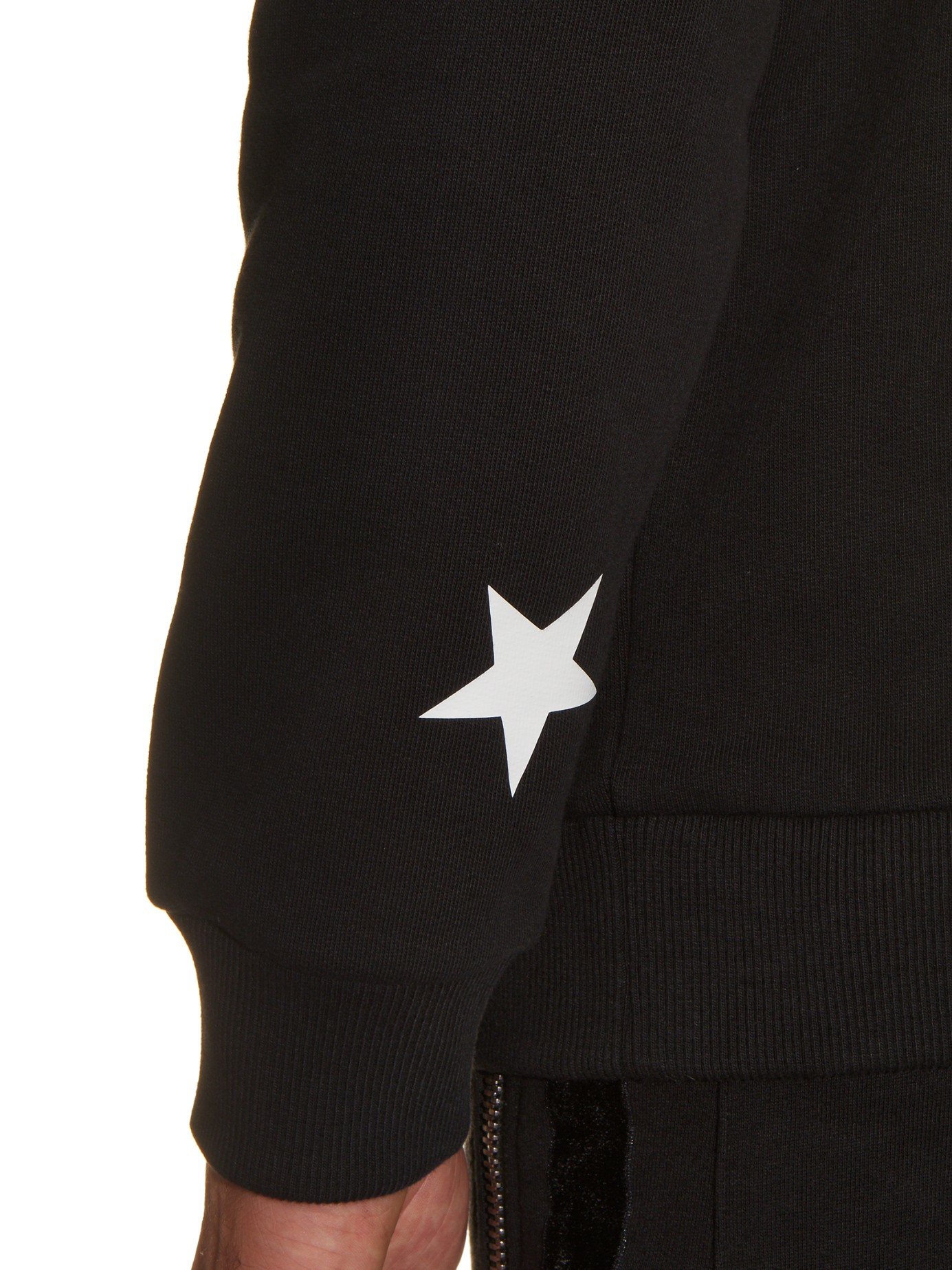 b87f44acb Givenchy Cuban-fit Skull-print Hooded Sweatshirt in Black for Men | Lyst
