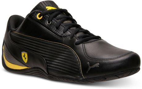 puma men's drift cat 5 sf casual shoes from finish line in