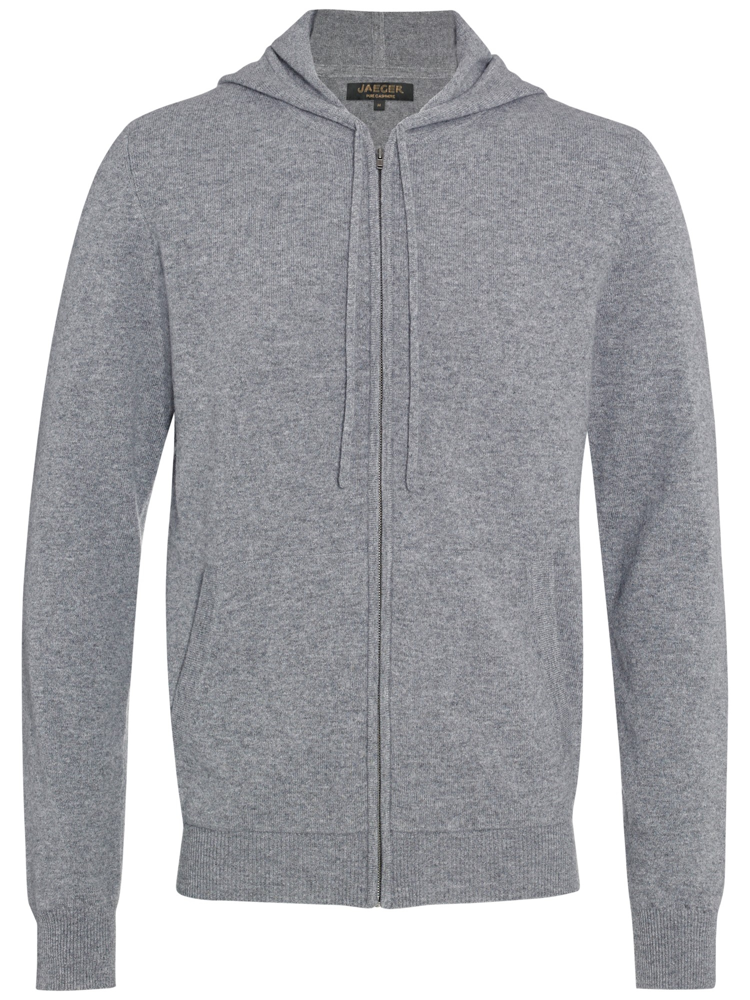 Men's Hooded Cotton Jersey Sweatshirt