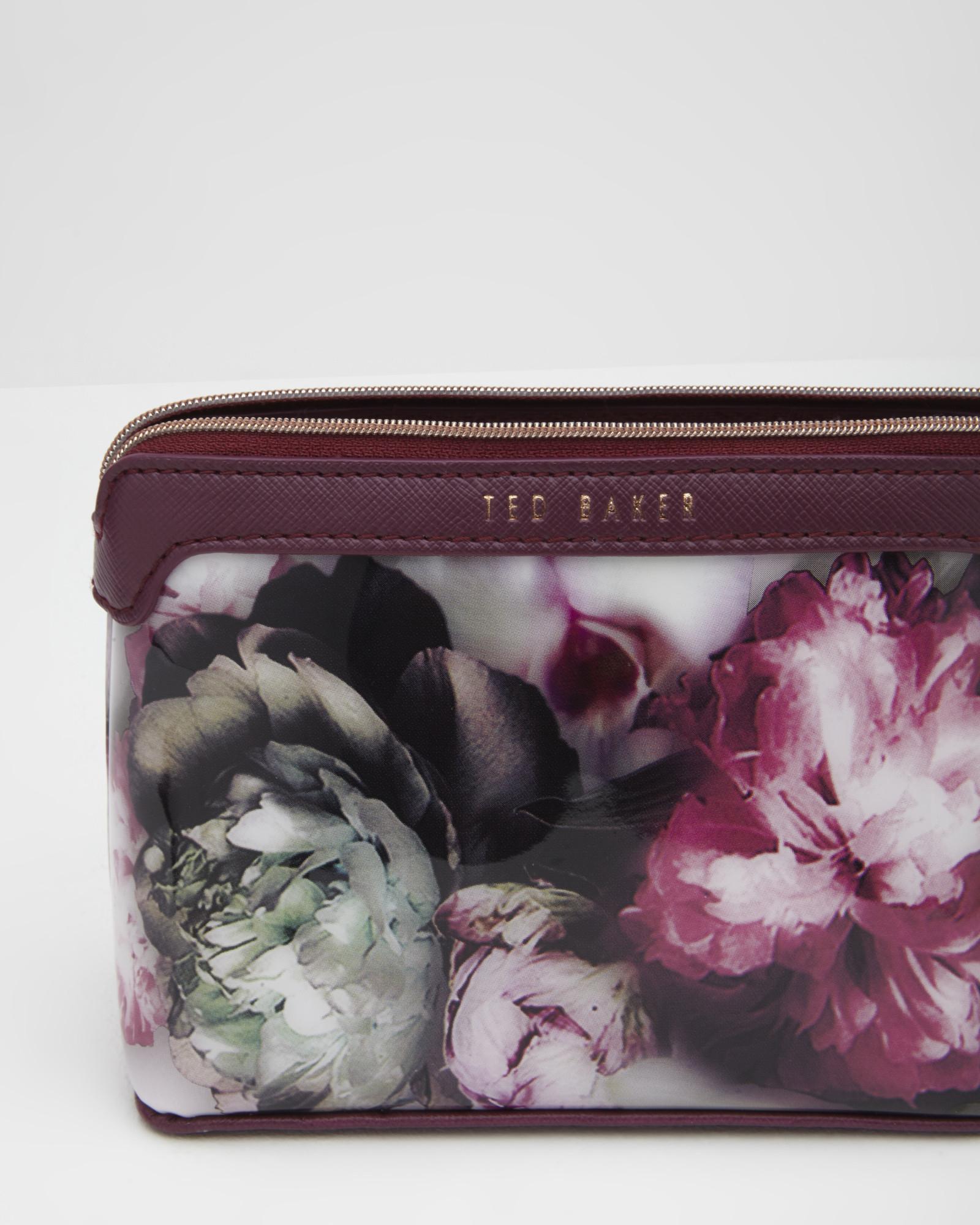 c69381029 Ted Baker Pale Pink Makeup Bag