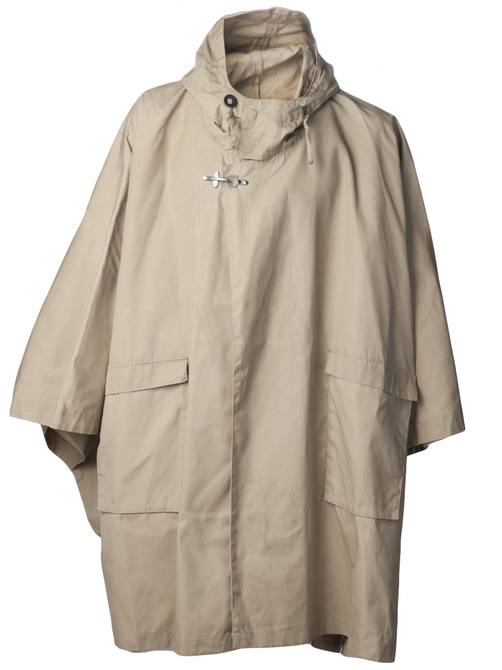 Lyst - Chapter Maud Rain Cape In Natural For Men-3114