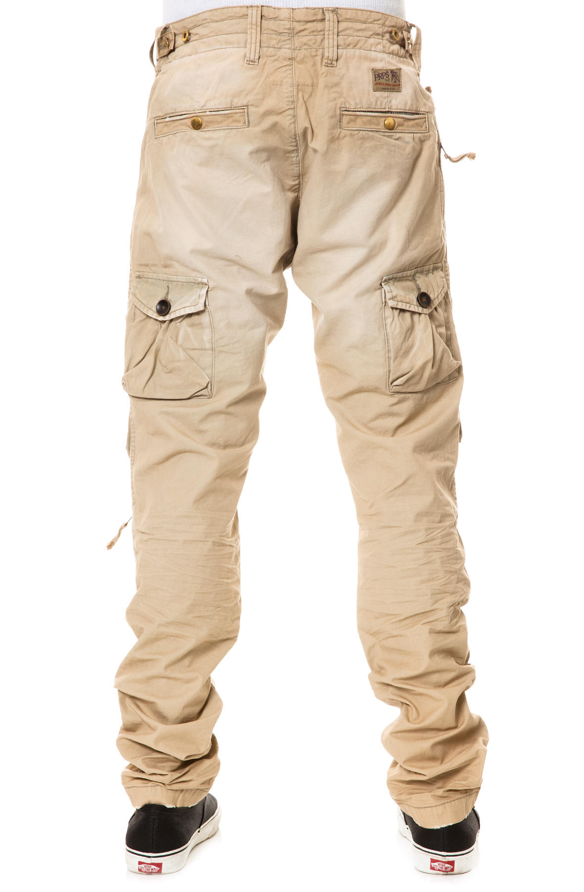 Prps The Safari Cargo Pants in Khaki for Men | Lyst