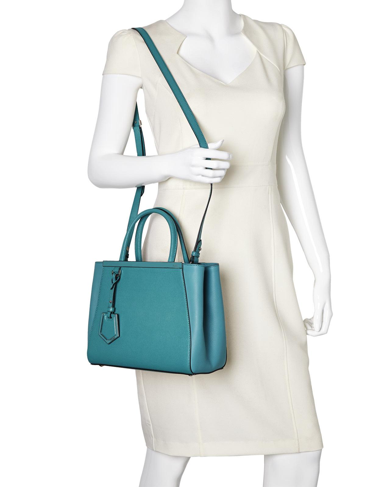 ... quality design 46fb6 69ff2 Fendi 2jours Monster Handbag Leather Medium  At 1stdibs .. ... b28d52d0ed852