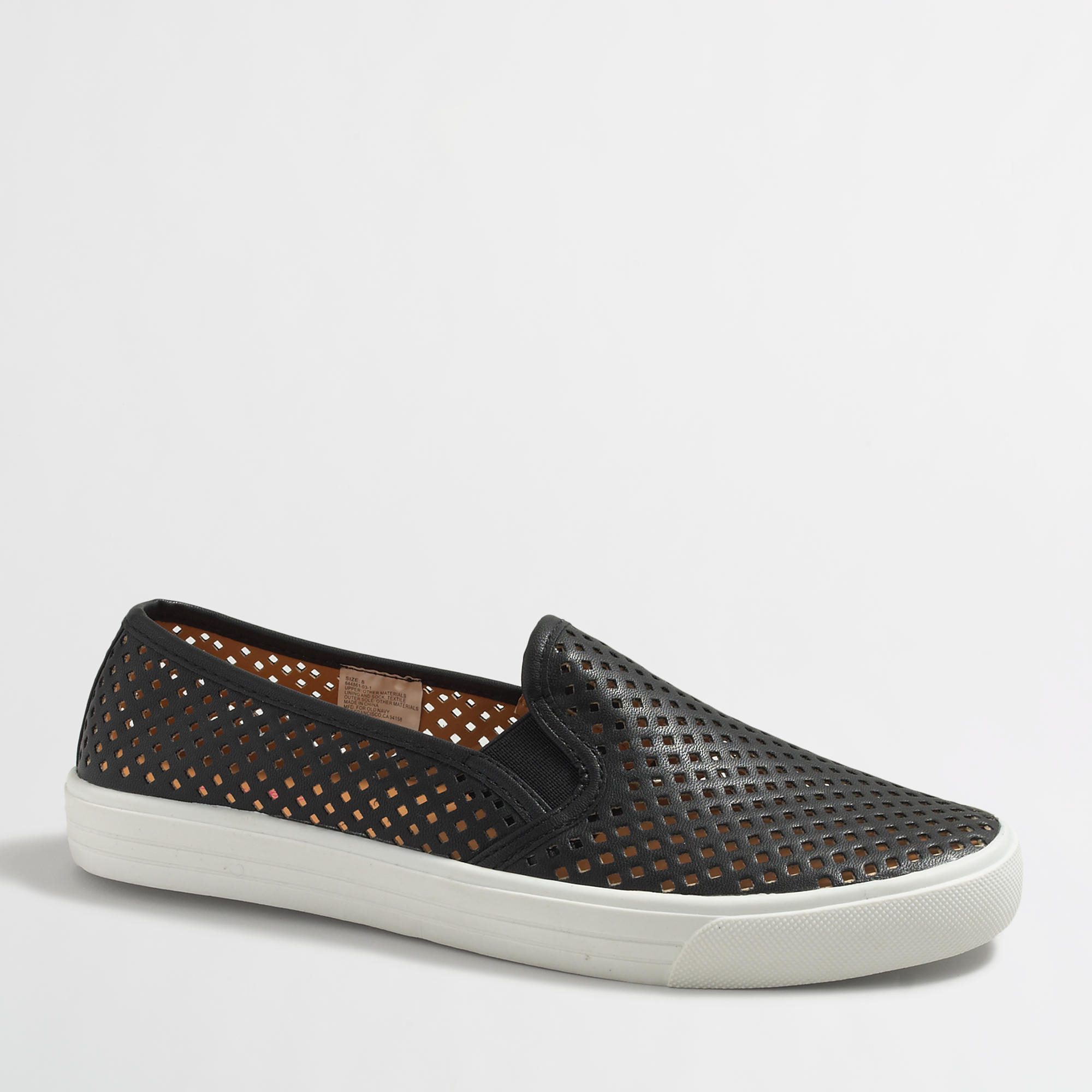 J.Crew Factory Perforated Slip-On