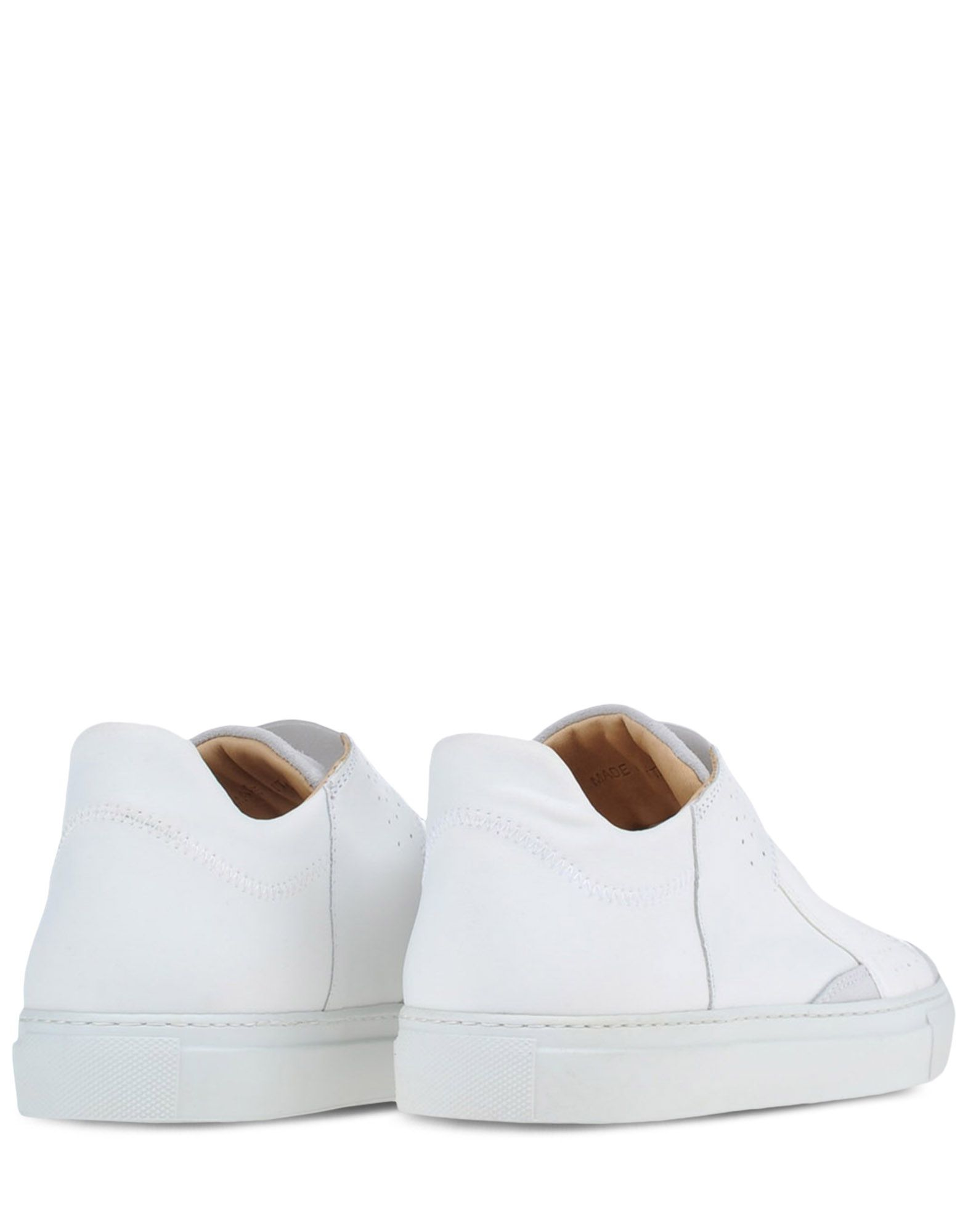 Mm6 by maison martin margiela low tops in white lyst for Mm6 maison margiela