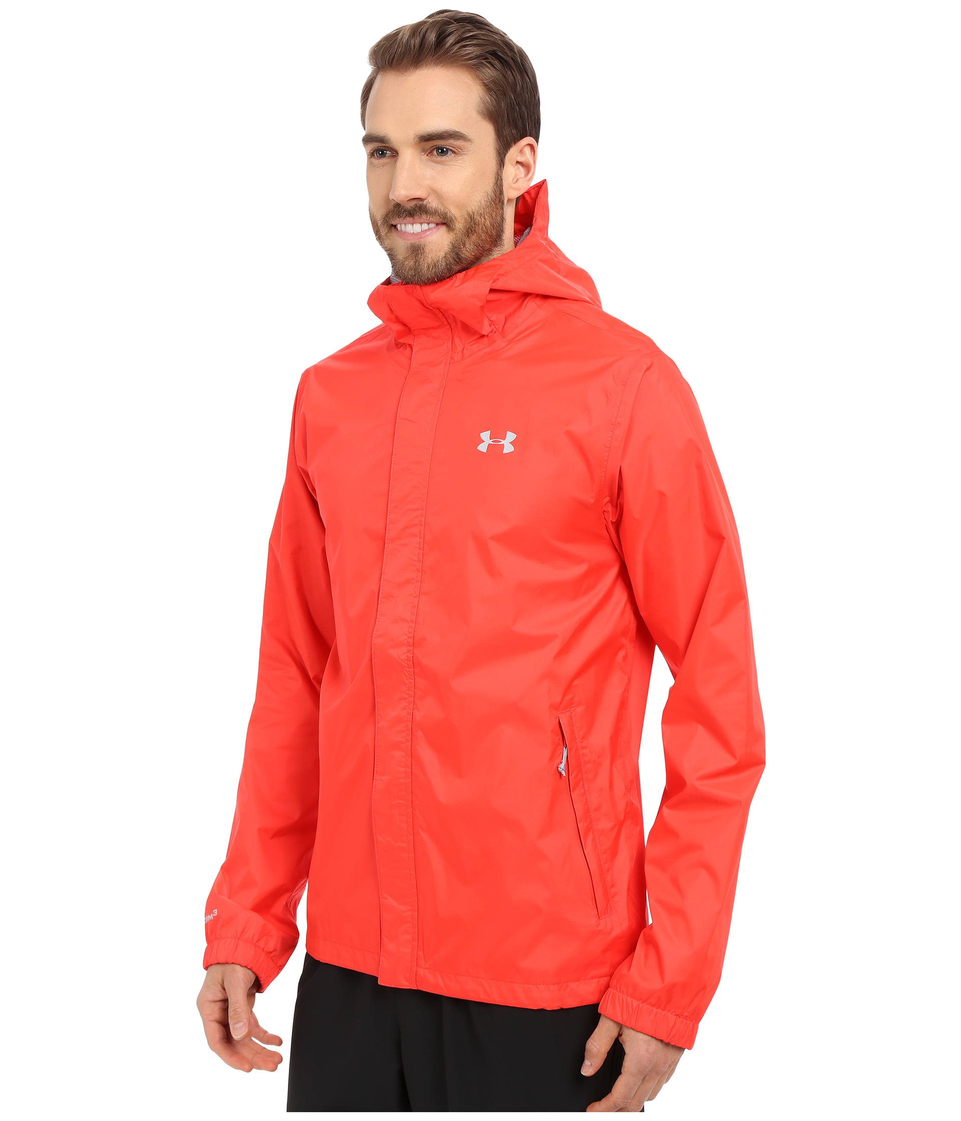 online store 1d707 f5812 ... Lyst - Under Armour Ua Bora Jacket in Red for Men ...