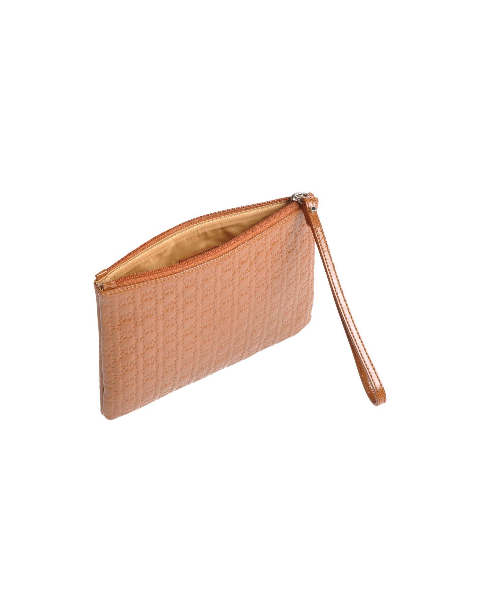 coccinelle brown handbag lyst. Black Bedroom Furniture Sets. Home Design Ideas