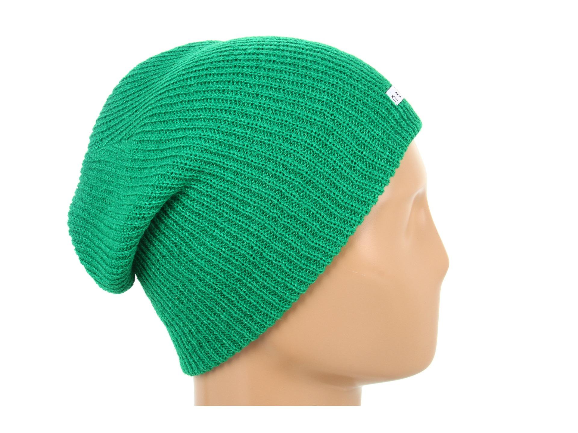 e48b059ea Women's Green Daily Beanie