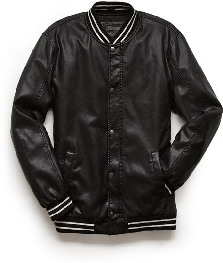Find great deals on eBay for mens leather varsity jackets. Shop with confidence. Skip to main content. eBay: New Listing Full Tilt Poker Varsity Men's Jacket Large Leather Wool Black. Pre-Owned. $ or Best Offer +$ shipping. Modern Amusement Men Slim M Hooded Varsity Jacket Snap Front Camo Vegan Leather.