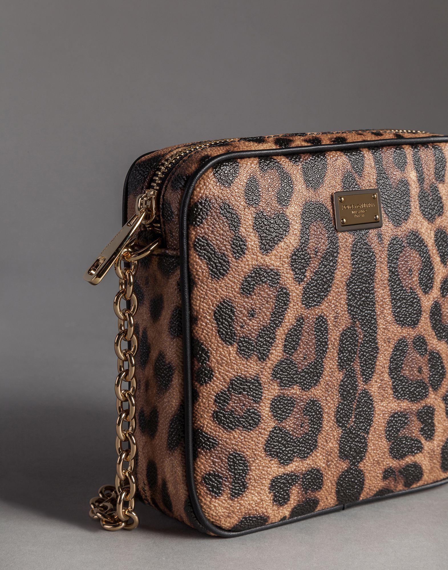 bbe3ee4be5 Authentic Dolce Gabbana Leopard Shoulder Bag Reebonz United States ...