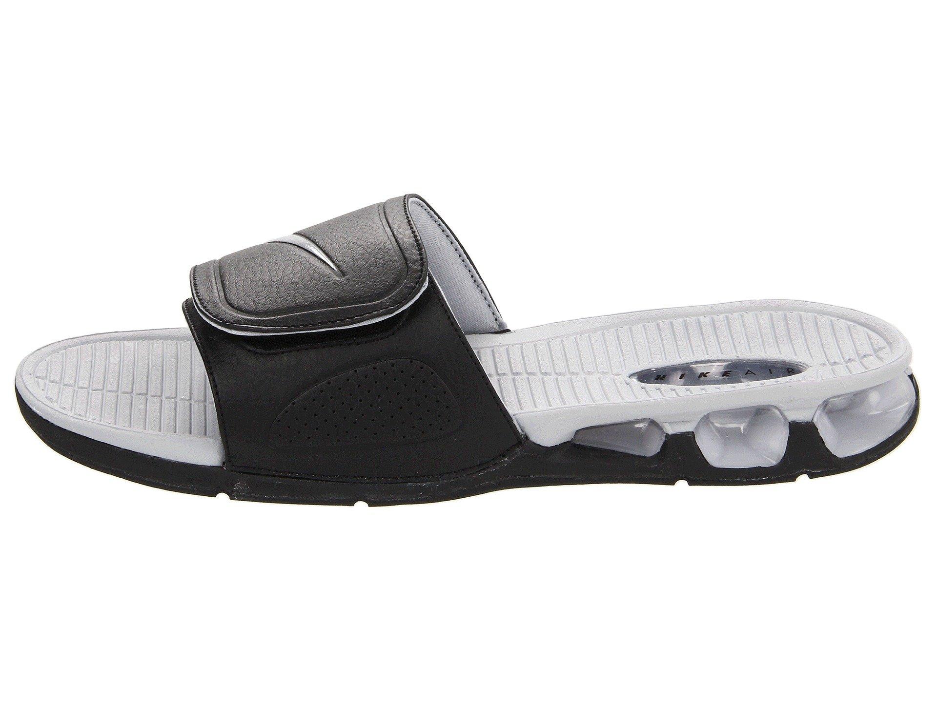 Nike Air Experience Slide In Black For Men Lyst