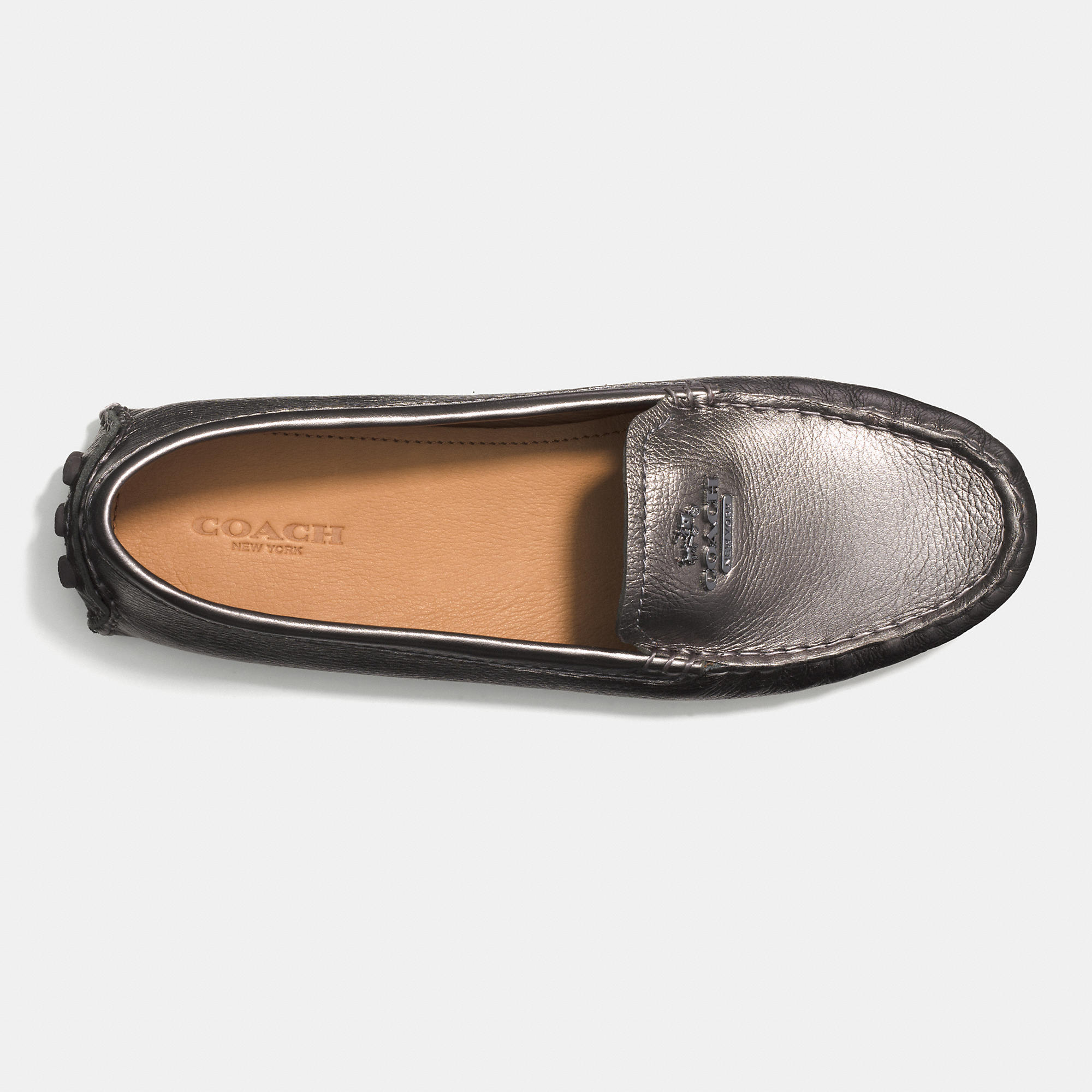 Coach Soft Leather Shoes
