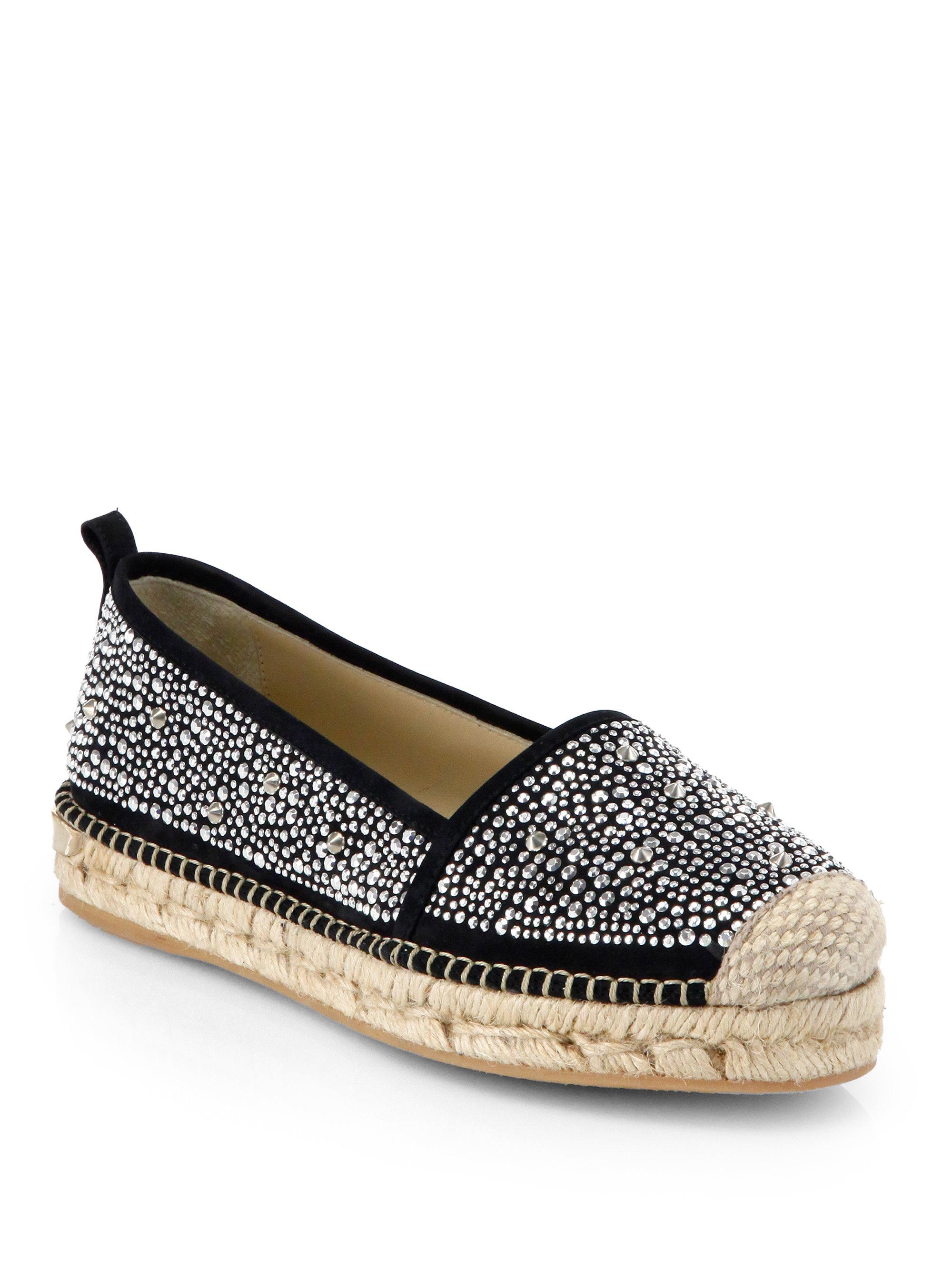 Stuart Weitzman Lace Shoes