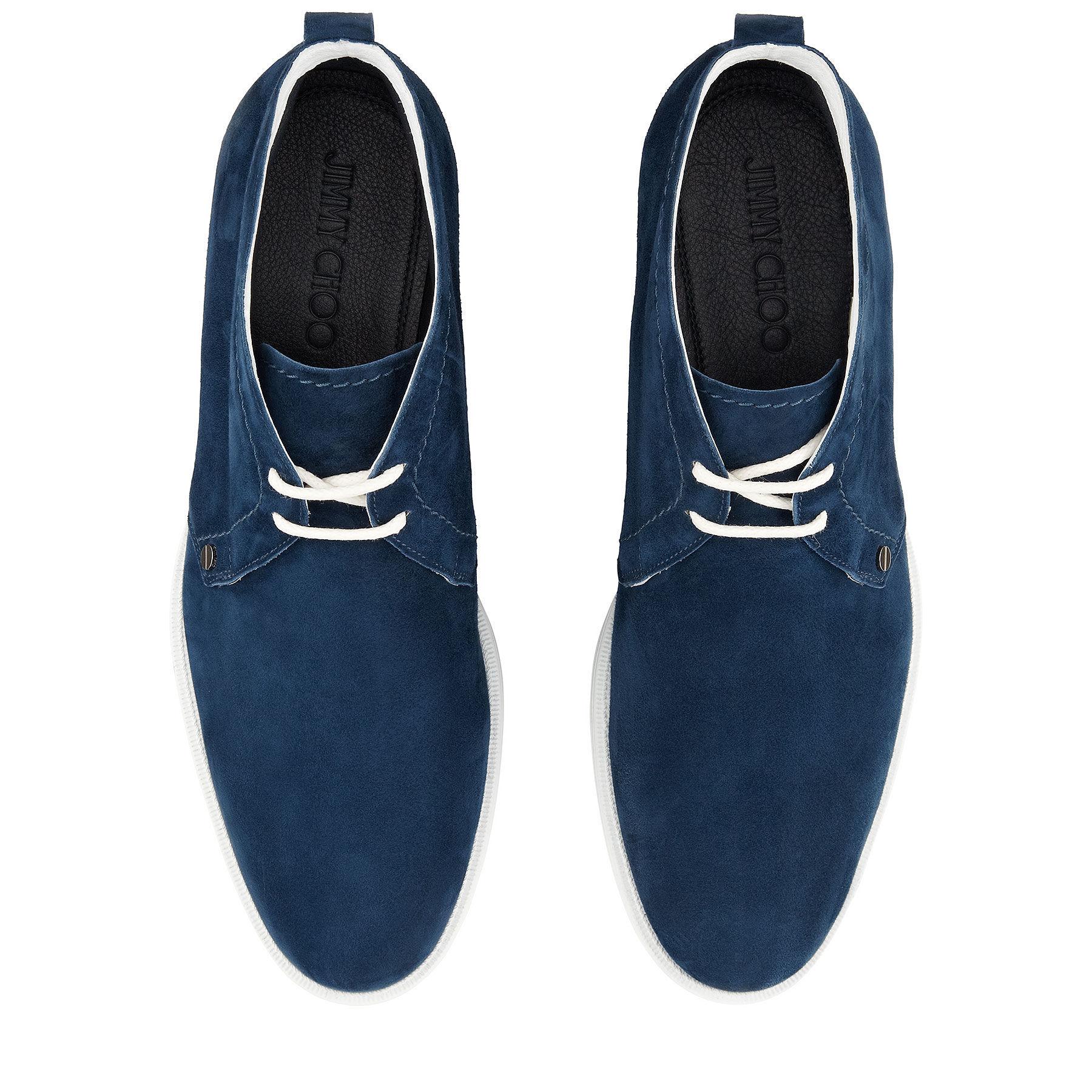 Jimmy Choo Dunraven in Navy (Blue) for Men