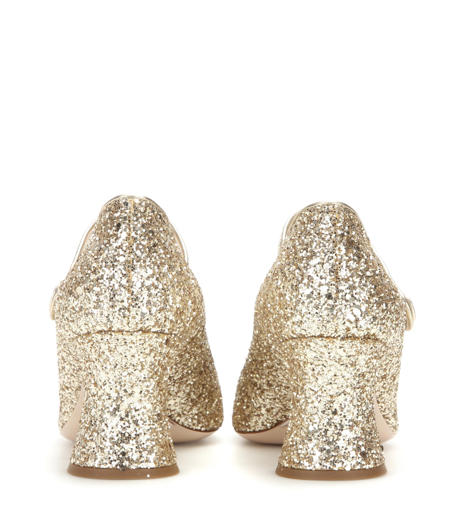 d62be0d31cb Miu Miu Gold Kitten Heels | CINEMAS 93