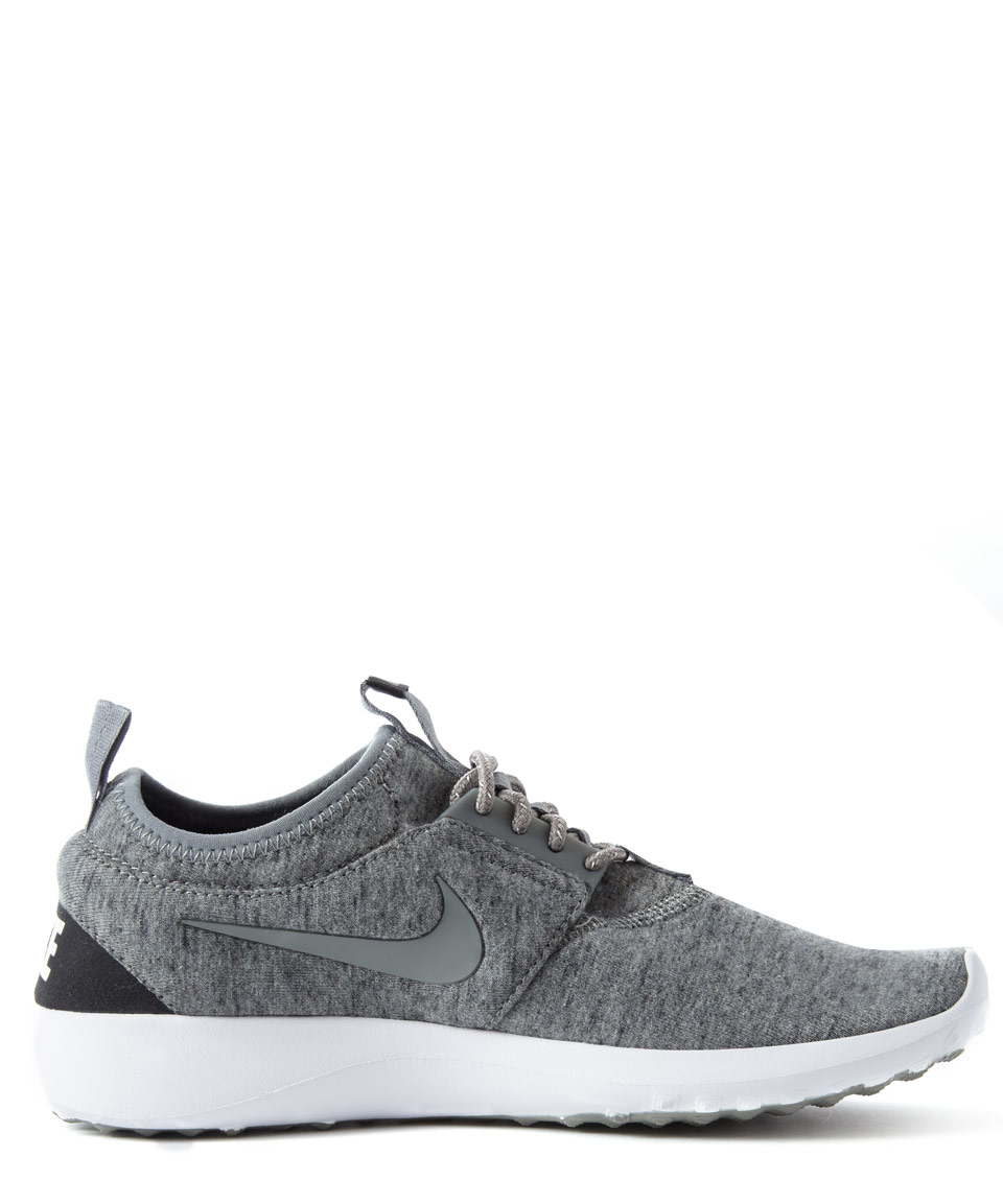 Nike Womens Grey Grey Juvenate Leather Trainers