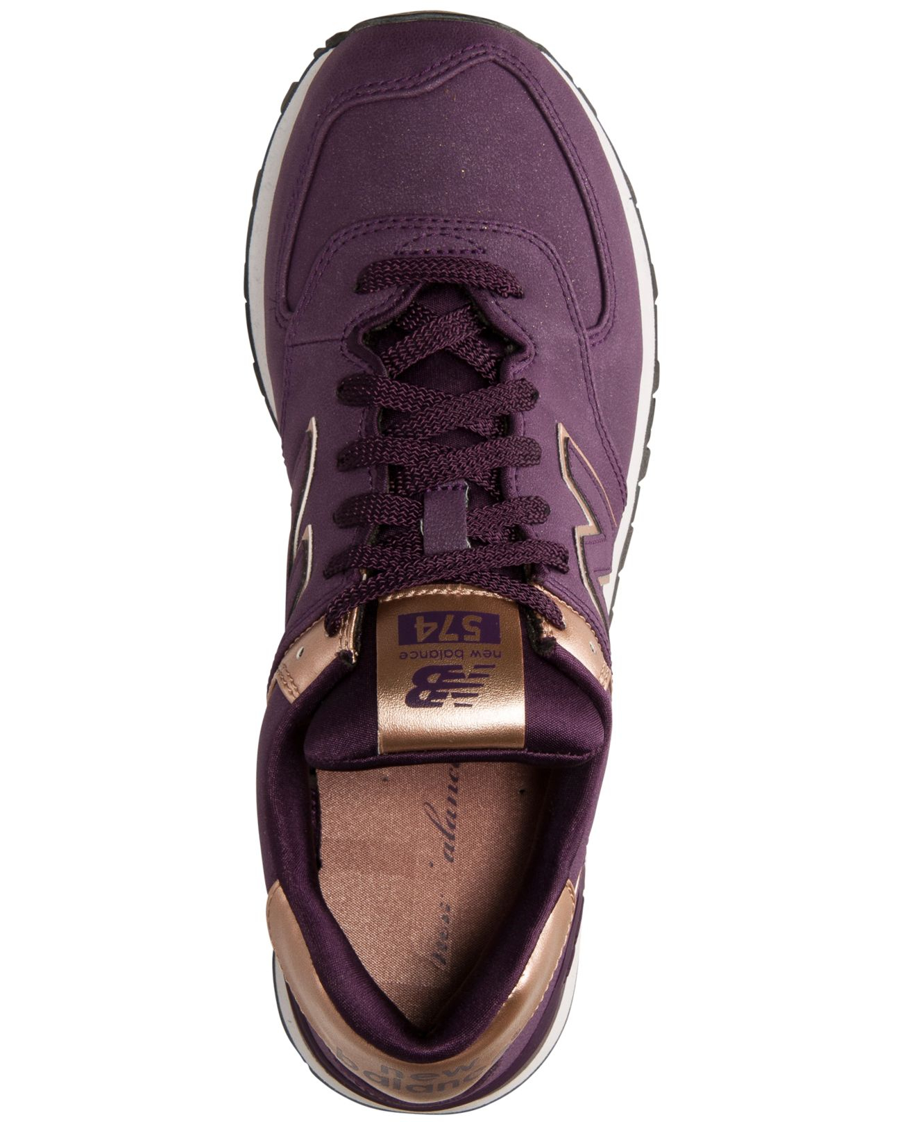 inexpensive womens new balance 574 purple spain a1134 145c4