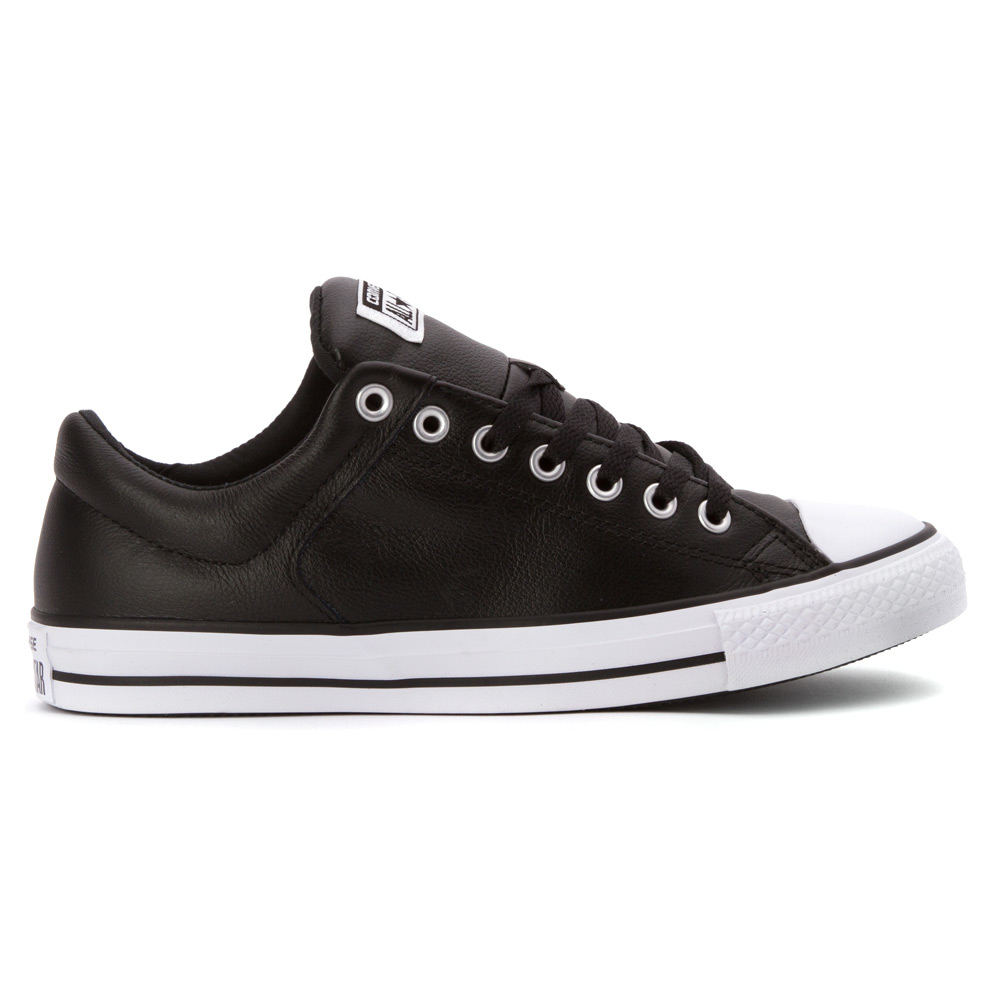 Converse Chuck Taylor All Star Hi Street Ox Leather In