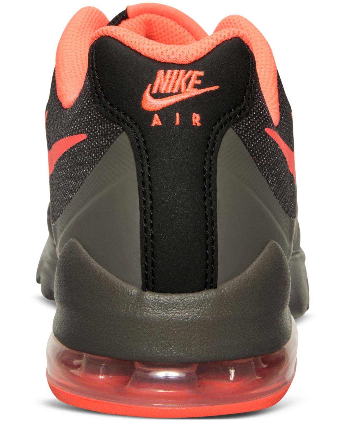 ba8d75d0cd ... discount lyst nike mens air max invigor print running sneakers from  finish line in black for