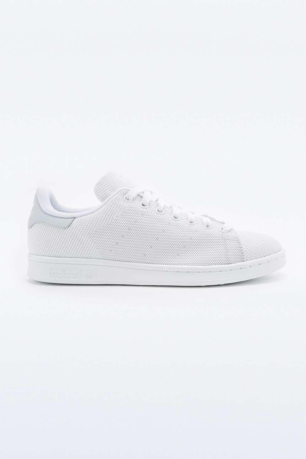 Adidas Stan Smith Weave White Navy