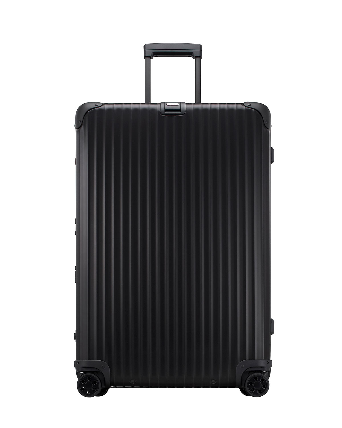 rimowa topas stealth 32 multiwheel in black for men lyst. Black Bedroom Furniture Sets. Home Design Ideas