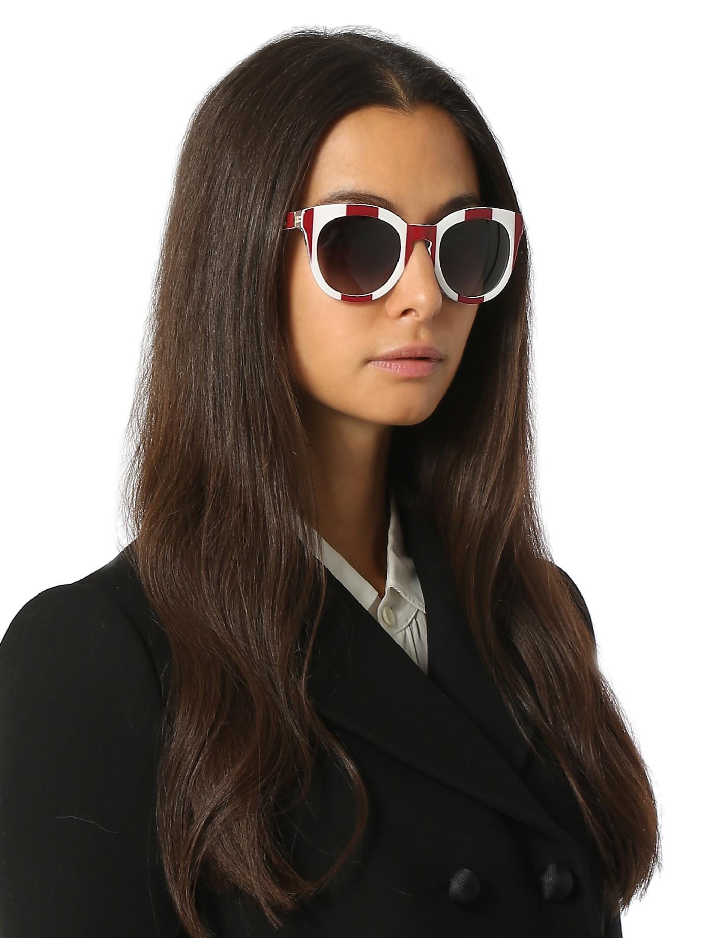 e982dba840b Cat Eye Dolce And Gabbana Sunglasses Womens