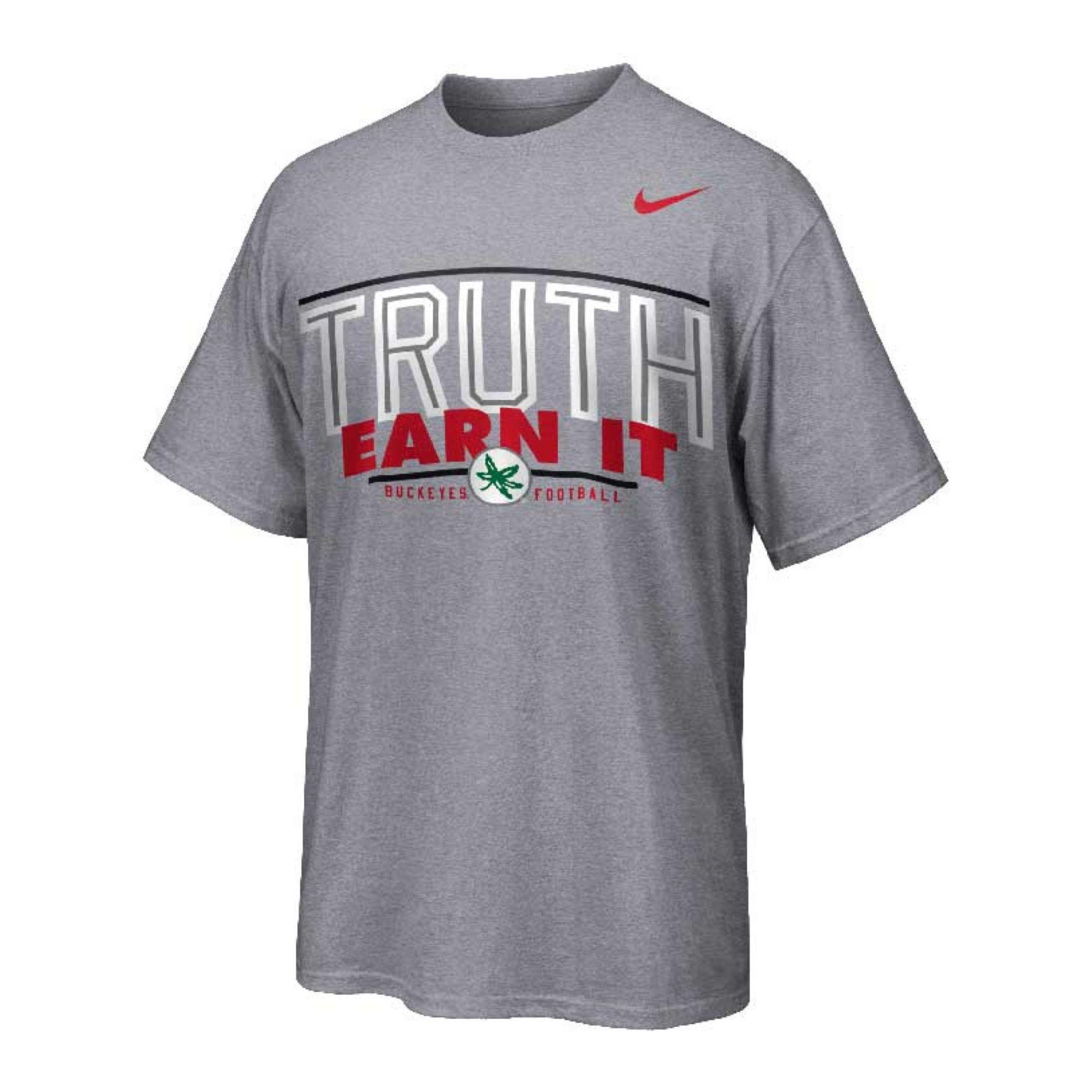 Ohio state nike shirts lera sweater for Ohio state t shirts