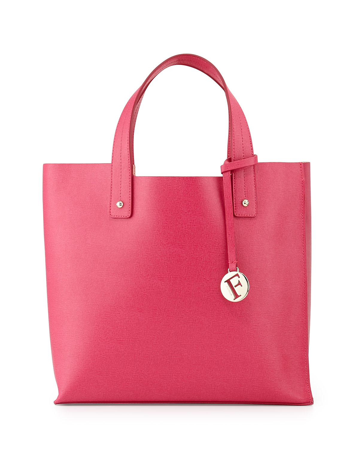 730c886362fd55 Furla Leather Tote Bag | Stanford Center for Opportunity Policy in ...