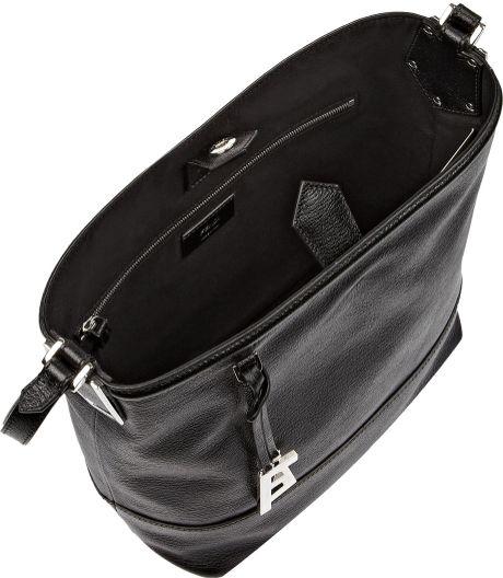 Fendi Anna Bucket Bag Bucket Bag in Black Fendi