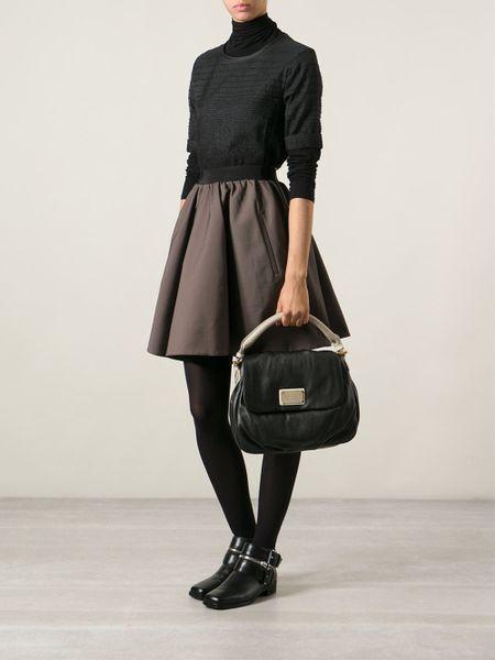Classic Q Ukita Shoulder Bag Black 42