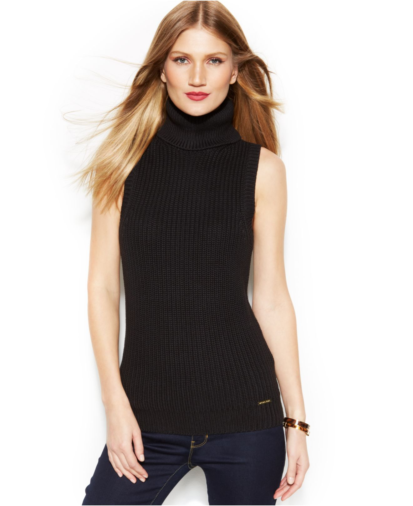 If you love a great deal, then you'll love the deals on sleeveless turtleneck tops!