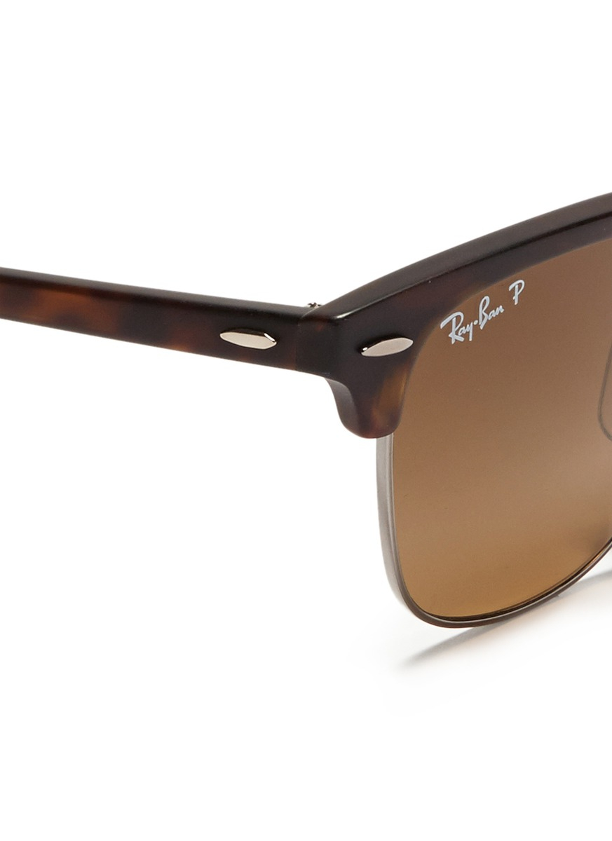 Fake Ray Bans Clubmaster Optics Acetate « Heritage Malta 50a323f69149