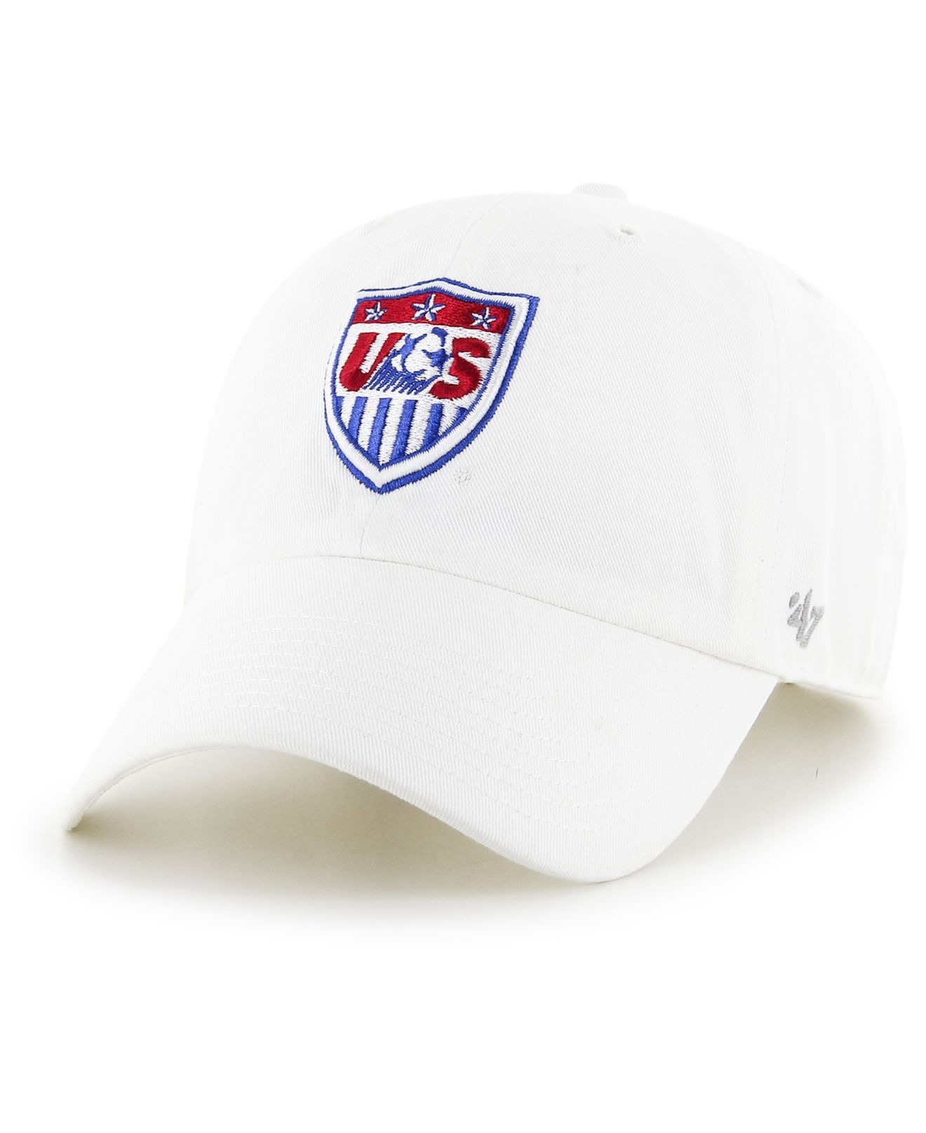 Usa Soccer Clean Up Cap