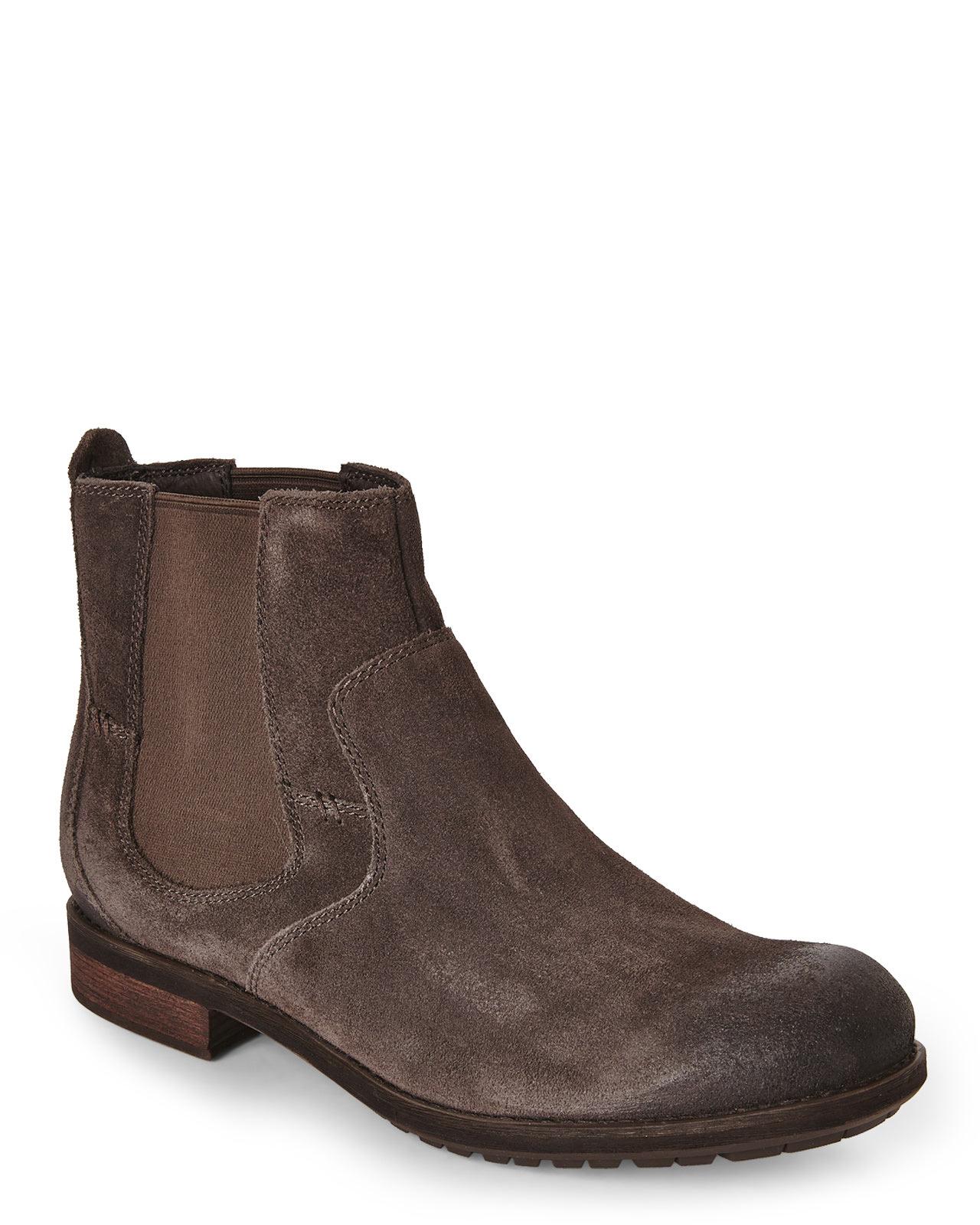 ugg chelsea boots braun
