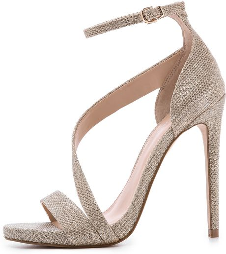 Carvela Kurt Geiger Gosh Asymmetrical Sandals | Shoes ...