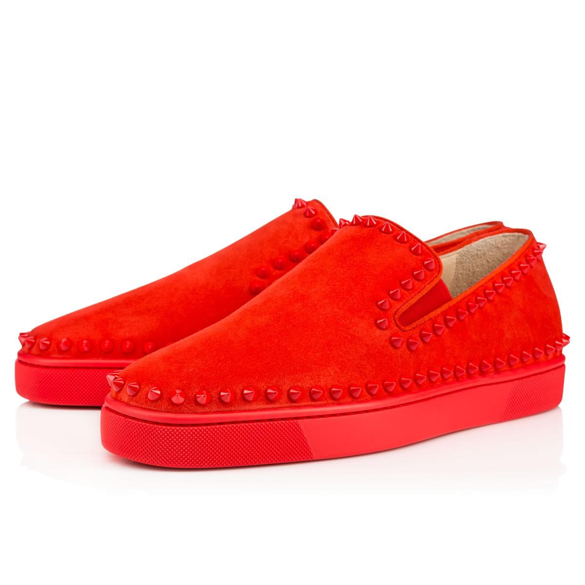 price of christian louboutin shoes - christian louboutin pik boat woman\u0026#39;s flat | cosmetics digital ...