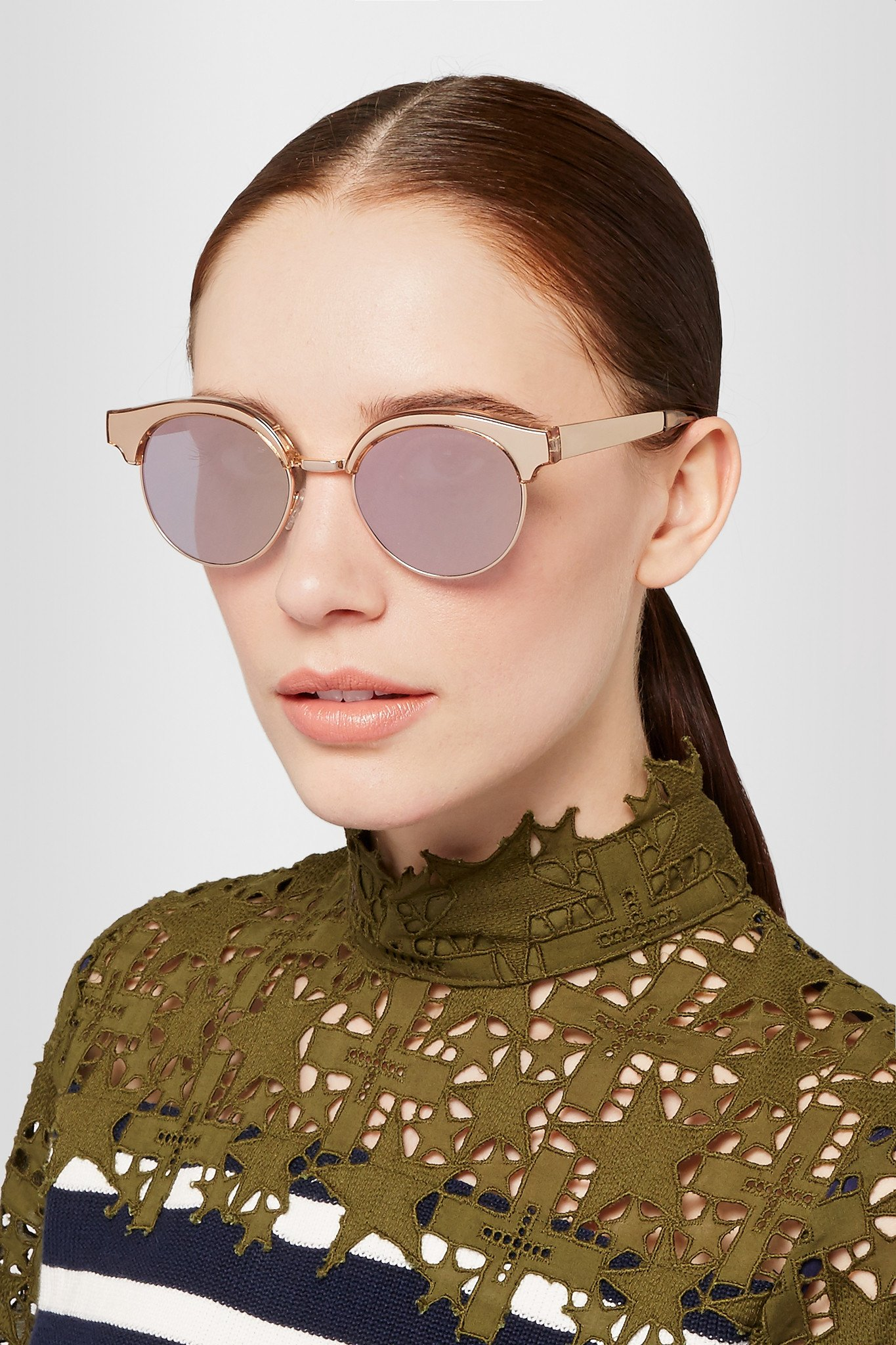 designer mirrored sunglasses f5ex  Gallery