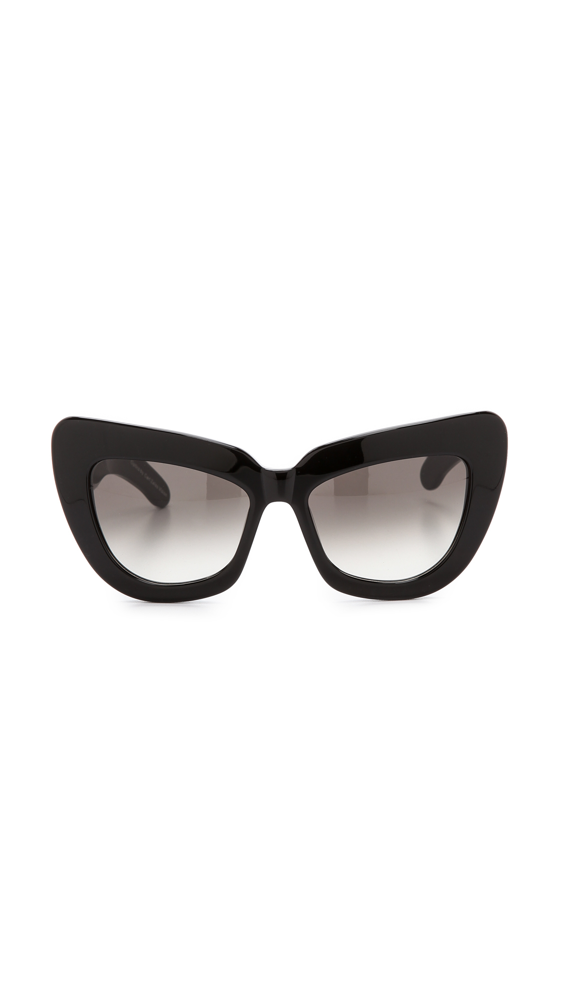 Valley Eyewear Genuis Child Sunglasses - Gloss Black/gradient